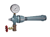 Venturi Mixers High Pressure Gas