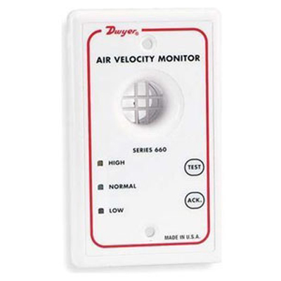 Air Flow Monitors