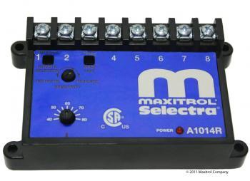 Maxitrol Selectra Electronic Controls