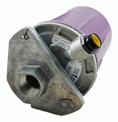 Honeywell C7012E1278 Solid State Purple Peeper Ultraviolet Flame Detector Self-Checking 120V