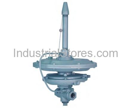 Pyronics 5107 PILOT CONTROL (GAS / OIL) REGULATAOR