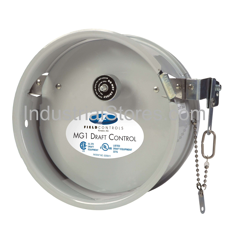 Field Controls 01967701 24 Draft Regulator For OilGasWood & Coal