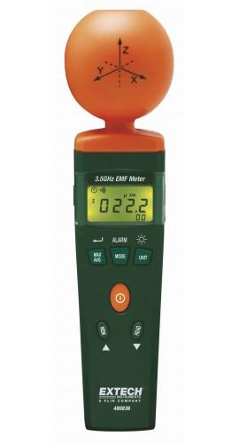 Extech 480836 RF EMF Strength Meter, 50MHz to 3.5GHz