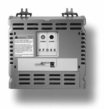 Johnson Controls VFD66FBA-1 5.5 AMP Condenser Fan Speed Controls