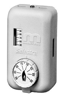Maxitrol T120 Gas Flame Modulation System