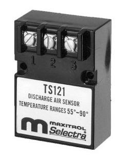 Maxitrol TS121F Discharge Air Temperature Sensors