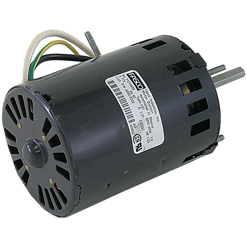 Tjernlund 950-1020 Motor Kit for Power Venter Assembly
