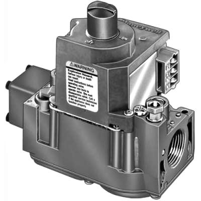 Honeywell VR8304M4507 24V Intermittent Pilot Natural Gas Valve