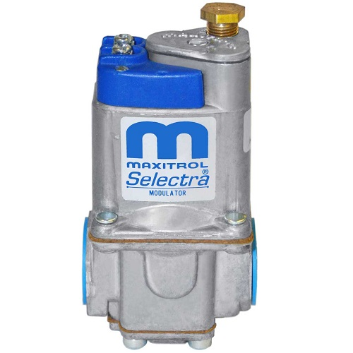 "Maxitrol M420H-1/2 Modulator Valve for Liquid Propane Gas 1/2"" NPT 1/2"" PSI"
