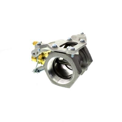 Honeywell V51E1018 Gas Butterfly Valve 2 NPT