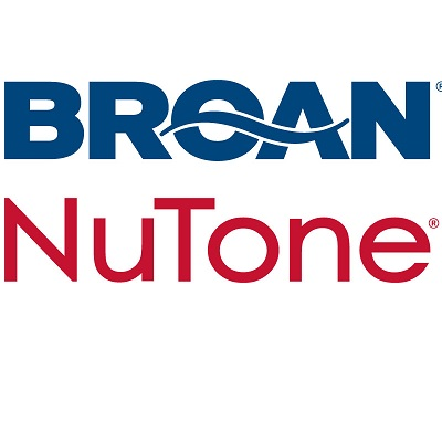 BROAN-NuTone VS67WH 60 Min Timer/2 On/Off Switches