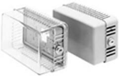 Robertshaw 190-050 Wall Thermostat Guards Rectangle Transparent Plastic