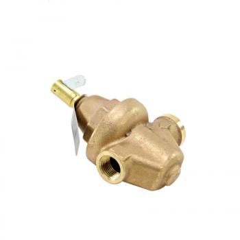 "Conbraco 35-603-01 Fast Fill Pressure Regulator 1/2"" NPT Adjustable 10-25psig 210F"