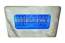 AVS DG200X Digital Air Gauge, 5 Senders & 3 Face Plates