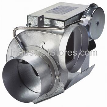 "Field Controls PVG-600 Power Venter 24V Gas Venter, 5"" Inlet"