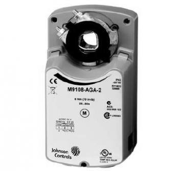 Johnson Controls M9108-HGC-2 Electric Non-Spring Return Actuators 24V