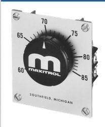 Maxitrol TD120 Space Temperature Selector