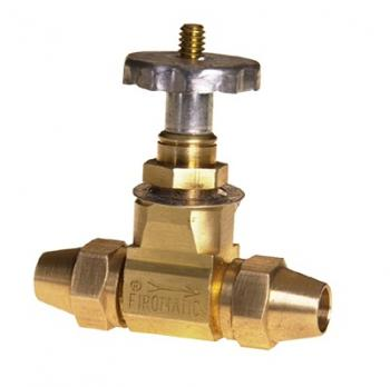 """Firomatic B105F Fusible Inline Valve 3/8"""" Flare"""