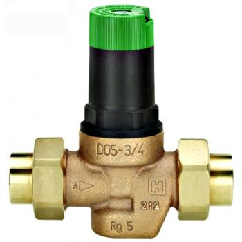 "Honeywell DS05C1014 1/2"" Dialset Pressure Reducing Valve"