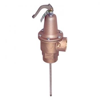 Watts 340X-8-M4Z Temperature and Pressure Relief Valve