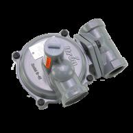 "Actaris B42R-1 Gas Regulator 1"" with Internal Relief Valve 1/2""x9/16"" Orifice 6-16"" W.C."