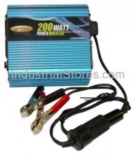 AEMC 2135.43 12V DC to 120V AC 200 Watt Inverter