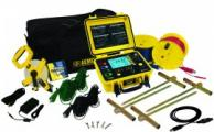 AEMC 2135.54 Multi-Function Ground Resistance Tester Kit - 500ft