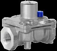 "Maxitrol RV47LSSRF-43-0002 Poppet Design Gas Regulator 1/2"" x 3/8"""