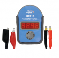 Supco Parts MFD10 Digital Capacitor Tester