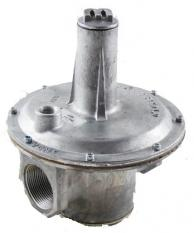 "Maxitrol RV81-1-1/2 Straight Through Flow Regulators 1-1/2"" NPT"