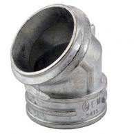 Beckett 13415P Speedfill 45-degree Connector 1-1/2""
