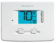 Braeburn 1025Nc 24V Builder Thermostat 1H
