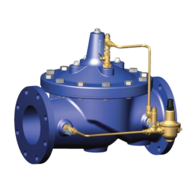 Cla-Val 90-01ACS-2.5-S Pressure Reducing Valve