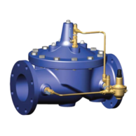 "Cla-Val 90-01ACS-2-S Straight Water Regulator 2"""