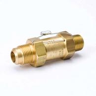 "Mueller Industries AG18737 Pressure Relief Valve 350 PSI 3/8"" x 5/8"""