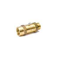 "Mueller Industries BD34580 Pressure Relief Valve 235 PSI 1-5/8"""