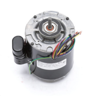 Genteq 2927 Single Phase 21/29 Frame Replacement Motor 1/12HP 1550 RPM 1-Speed 115V