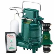 Zoeller 575375 Sump Pump & Alarm Package with Standard Alarm