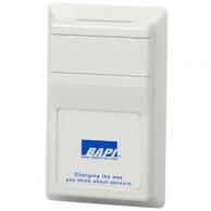 BAPI BA/-RD Delta Style Room Humidity Transmitter with optional Temperature Sensor